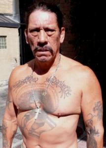 Trejo's tattoos