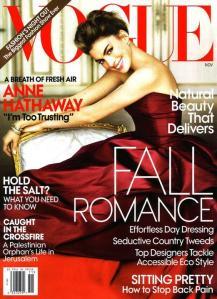 November 2010 Vogue Cover