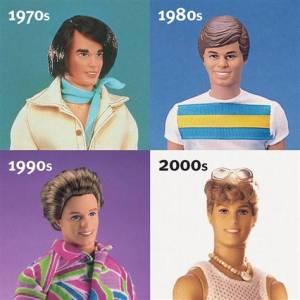 Ken's past looks